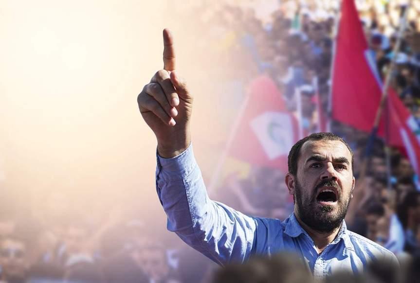 Apoyo al Hirak y a NasserZefzafi