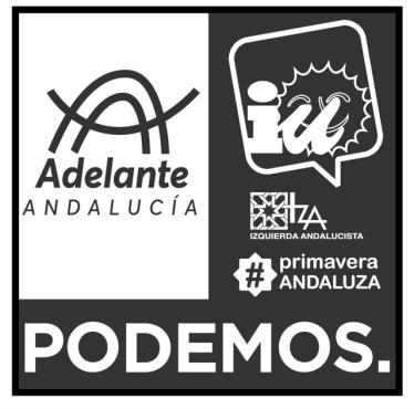 Papeleta Adelante Andalucia